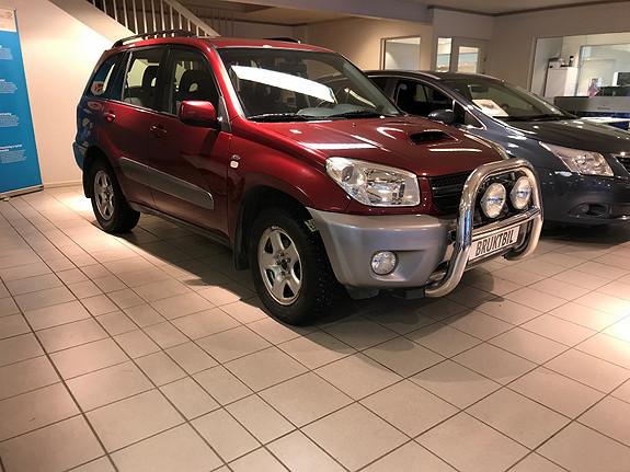 Toyota RAV4 2,0 D-4D  2004, 212800 km, kr 79000,-