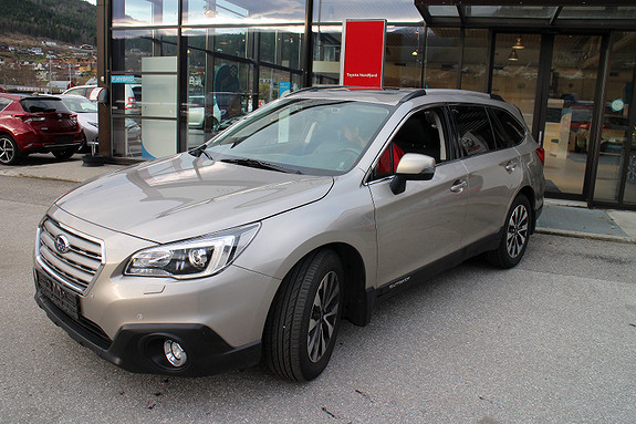 Subaru Outback Sport Premium, Automat,  2015, 78000 km, kr 324900,-