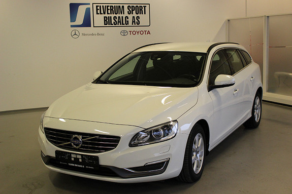 Volvo V60 D2 Kinetic  2014, 86 718 km, kr 159 000,-