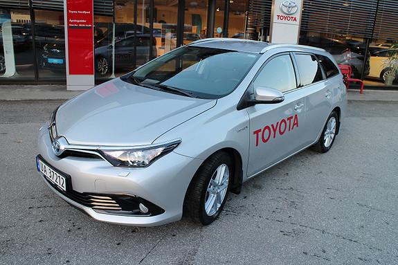 Toyota Auris Active Sport stasjonsvogn  2018, 11000 km, kr 299000,-