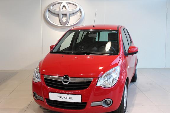 Opel Agila 1.2 Agila-B Enjoy  2011, 59205 km, kr 79000,-