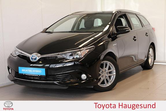 Toyota Auris Touring Sports 1,8 Hybrid Active S Navi, kamera, Tectyl  2017, 17536 km, kr 279000,-