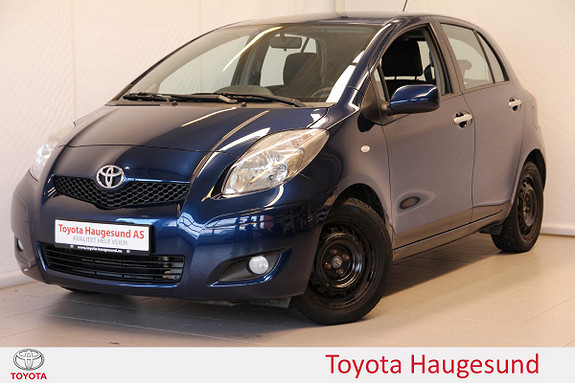 Toyota Yaris 1,4 D-4D S-Edition Aircondition, Bluetooth, Tectyl  2010, 87 646 km, kr 79 000,-