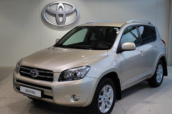 Toyota RAV4 2.2 177HK Executive D-Cat  2007, 171085 km, kr 159000,-