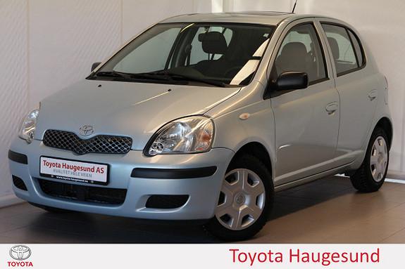 Toyota Yaris 1,0 Hengerfeste - takluke - lav KM - 6 mnd garanti  2004, 74939 km, kr 59000,-