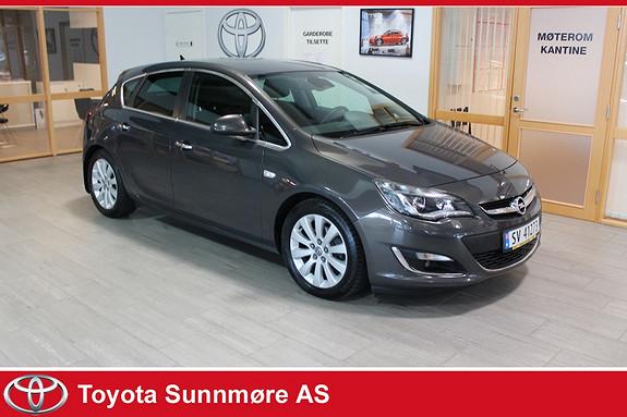 Opel Astra 1,7 CDTI 110hk ecoFLEX Cosmo **RYGGEKAMERA**NAVIGASJON*  2013, 74000 km, kr 135000,-