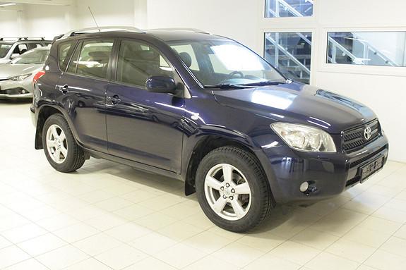 Toyota RAV4 2,2 D-4D 136hk DPF Executive  2009, 302393 km, kr 89000,-