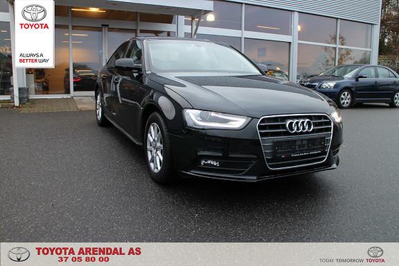 Audi A4 1,8 TFSI 170 hk multitronic  2013, 29700 km, kr 229000,-