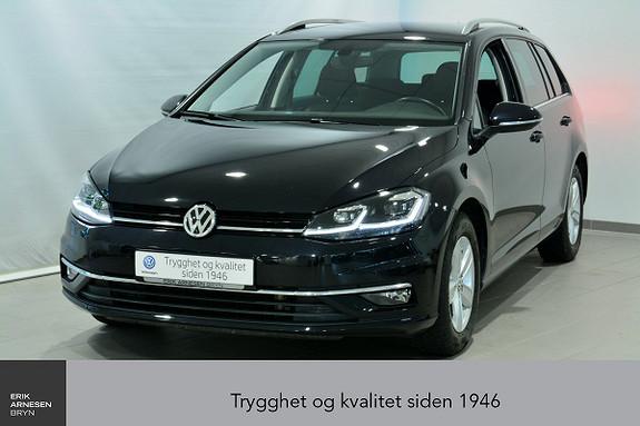 Volkswagen Golf 2,0 TDI 150hk Highline 4MOTION  2017, 47800 km, kr 299000,-