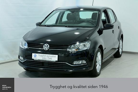 Volkswagen Polo 1,2 TSI 90hk Highline DSG  2017, 40600 km, kr 179000,-