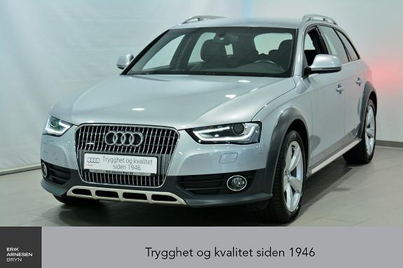 Audi A4 allroad 2.0 TDI 190hk quattro S tronic  2016, 44400 km, kr 429000,-