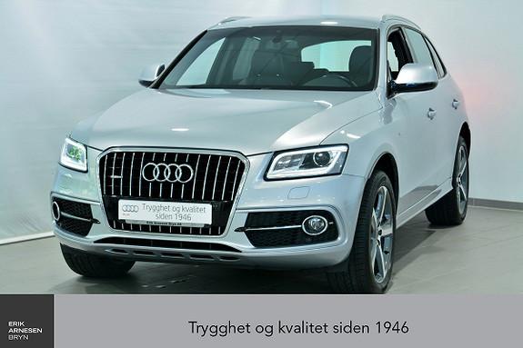 Audi Q5 2,0 TDI 163hk quattro S tronic  2016, 70100 km, kr 419000,-