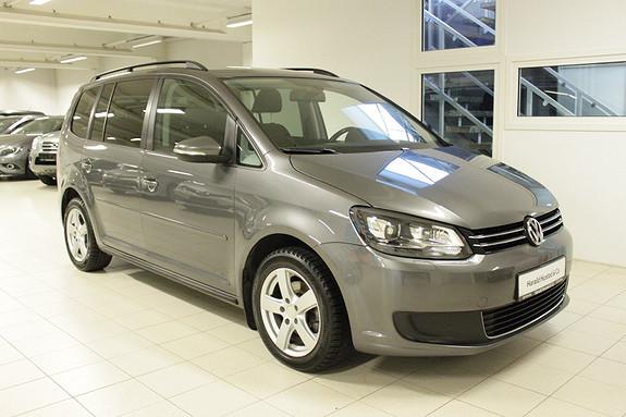Volkswagen Touran 1,6 105 TDI DSG Comfortline  2011, 84000 km, kr 129000,-