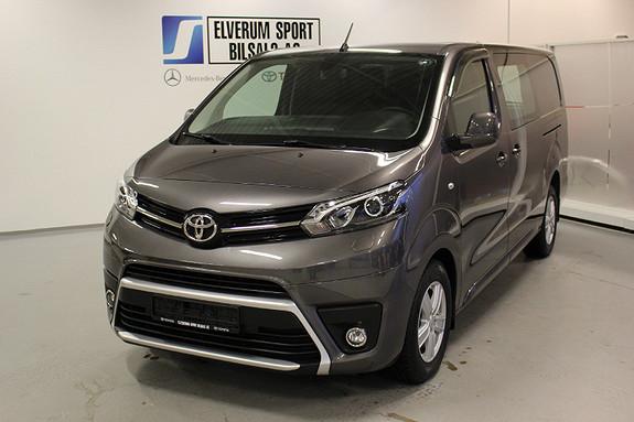 Toyota Proace 2,0 D 122 Comfort L2H1  2017, 15721 km, kr 279000,-