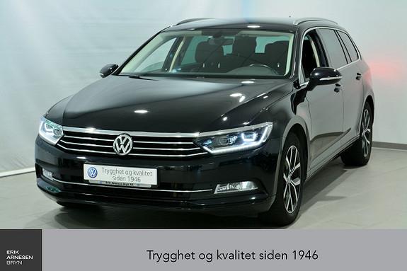 Volkswagen Passat 1,6 TDI 120hk Businessline DSG  2016, 86800 km, kr 245000,-