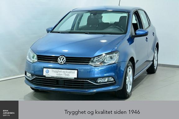 Volkswagen Polo 1,2 TSI 90hk Highline  2017, 48400 km, kr 169000,-