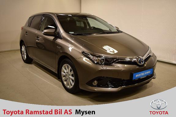 Toyota Auris 1,8 Hybrid E-CVT Active Sport  2017, 35700 km, kr 239000,-