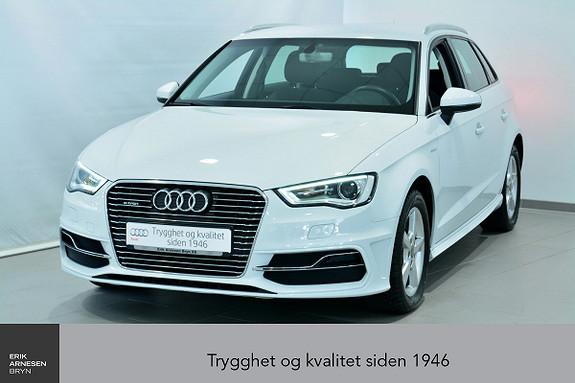 Audi A3 Sportback 1,4 TFSI  Ambition  2016, 27500 km, kr 259000,-