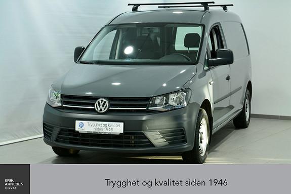 Volkswagen Caddy Maxi 2,0 TDI 102hk  2016, 44200 km, kr 159000,-