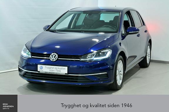 Volkswagen Golf 1,6 TDI 115hk Businessline DSG  2017, 41650 km, kr 229000,-