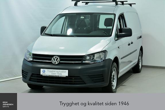 Volkswagen Caddy Maxi 2,0 TDI 102hk  2016, 53200 km, kr 159000,-