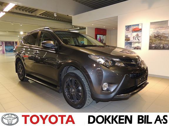 Toyota RAV4 2,0 4WD Multidrive S Active  2013, 98500 km, kr 279000,-
