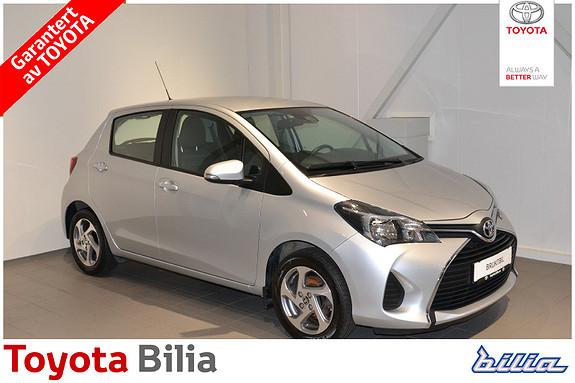 Toyota Yaris 1,33 Active  2016, 38300 km, kr 173000,-