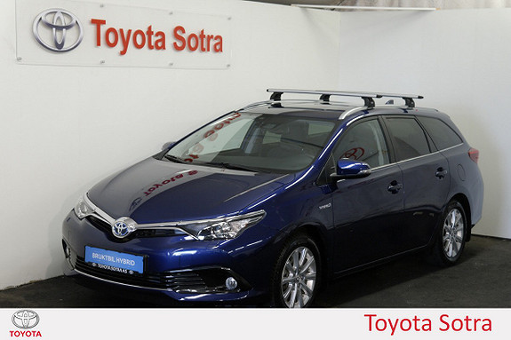 Toyota Auris Touring Sports 1,8 Hybrid Active Sport  2017, 20 000 km, kr 269 000,-