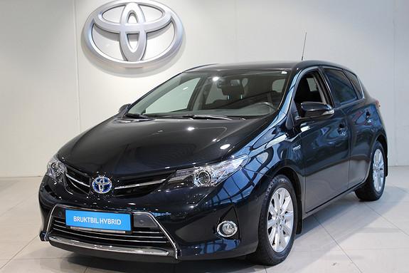 Toyota Auris 1.8 Hybrid Executive  2013, 71605 km, kr 184000,-