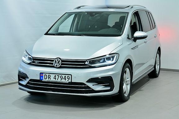 Volkswagen Touran 7S 150 TSI DSG FAMILY  2018, 15000 km