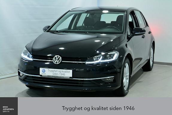 Volkswagen Golf 1,0 TSI 110hk Highline DSG  2017, 41700 km, kr 249000,-