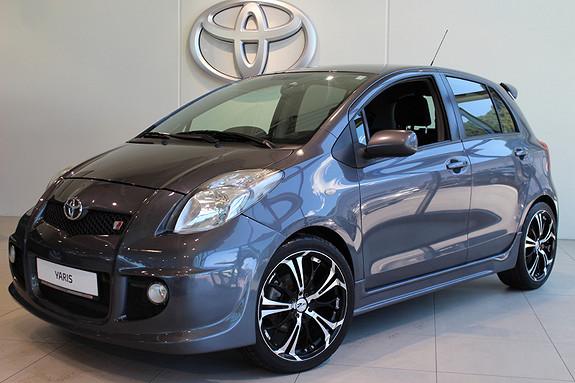 Toyota Yaris 1.8 T-Sport 133Hk  2008, 205808 km, kr 68000,-