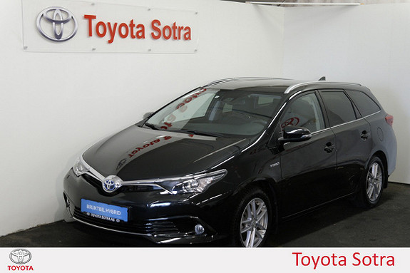 Toyota Auris Touring Sports 1,8 Hybrid Active Sport  2017, 10 038 km, kr 285 000,-
