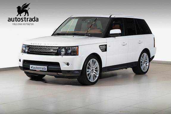 Land Rover Range Rover Sport 3.0 TDV6 HSE  2013, 84000 km, kr 539000,-