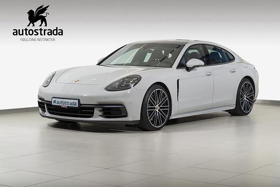 Porsche Panamera 4 hybrid 462 hk  2018, 2500 km, kr 1299000,-