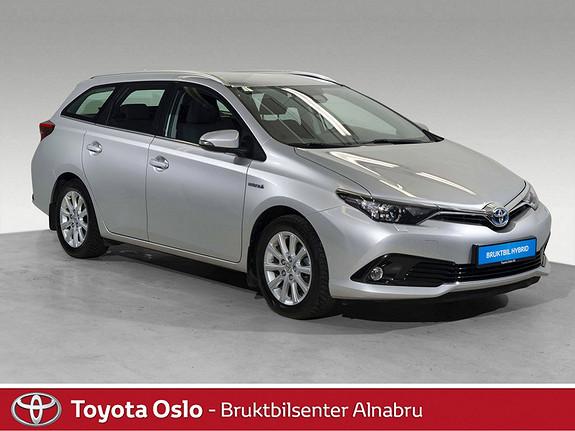 Toyota Auris Touring Sports 1,8 Hybrid Active S DAB+, Automat,  2016, 52787 km, kr 228900,-