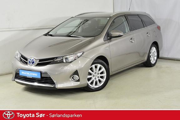 Toyota Auris Touring Sports 1,8 Hybrid Active+ m/hengerfeste  2015, 45000 km, kr 215000,-