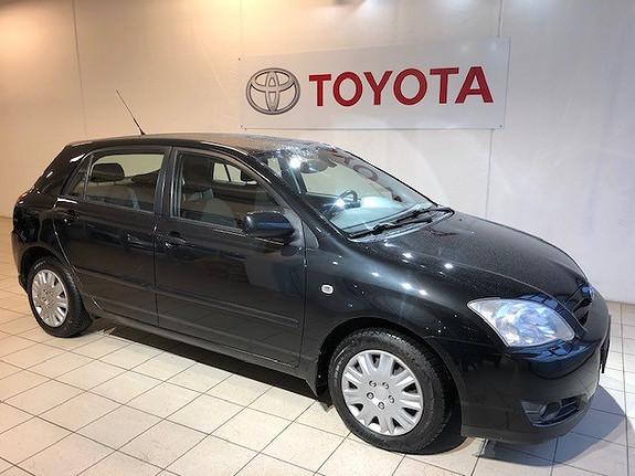 Toyota Corolla 1,4 D-4D Sol  2005, 203465 km, kr 34000,-
