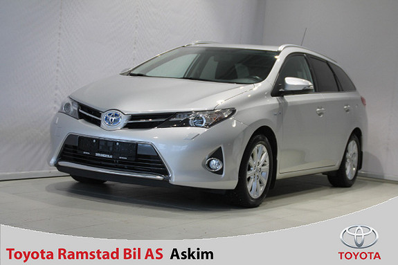 Toyota Auris Touring Sports 1,8 Hybrid Active+  2014, 49 000 km, kr 199 000,-