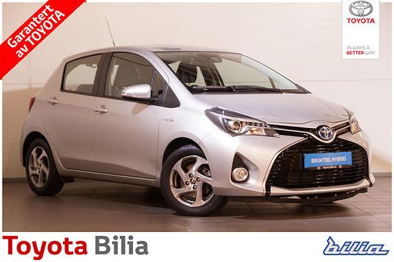 Toyota Yaris 1,5 Hybrid Active S e-CVT  2015, 5000 km, kr 169000,-