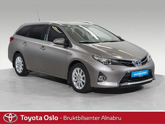 Toyota Auris Touring Sports 1,8 Hybrid Active+ Automat, DAB+,  2015, 35165 km, kr 198900,-
