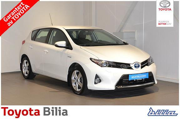 Toyota Auris 1,8 Hybrid E-CVT Active Go navi  2013, 39000 km, kr 159000,-
