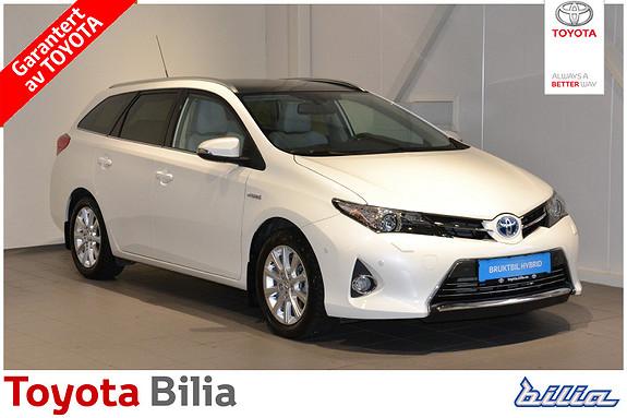 Toyota Auris Touring Sports 1,8 Hybrid Executive  2013, 18000 km, kr 185000,-