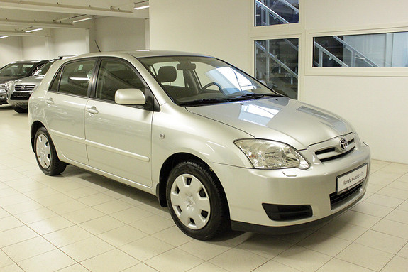 Toyota Corolla 1,4 Terra  2006, 159100 km, kr 59000,-