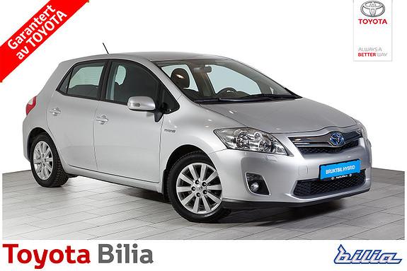 Toyota Auris 1,8 Hybrid Advance HSD flott bil, automat .  2012, 70841 km, kr 139000,-