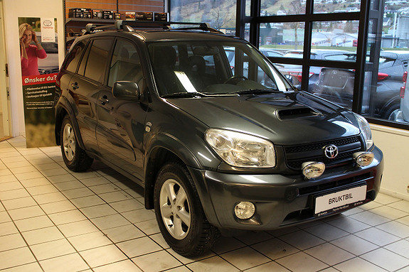 Toyota RAV4  2005, 163000 km, kr 66094,-
