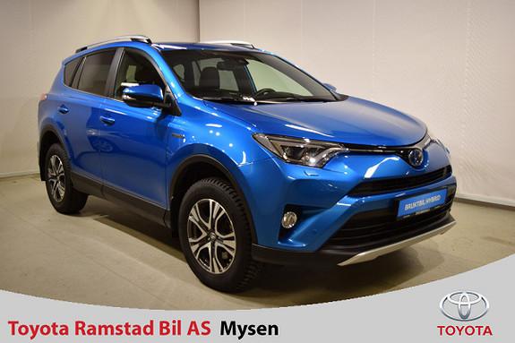 Toyota RAV4 Hybrid 2WD Active Style  2016, 20200 km, kr 375000,-
