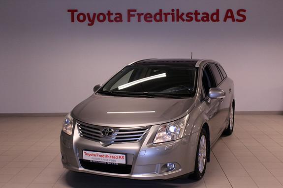 Toyota Avensis 1,8 147hk Executive Multidrive S  2009, 73700 km, kr 139000,-