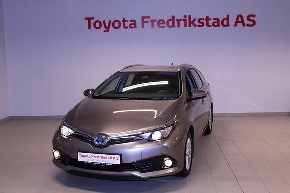 Toyota Auris Touring Sports 1,8 Hybrid Active  2015, 32400 km, kr 249000,-