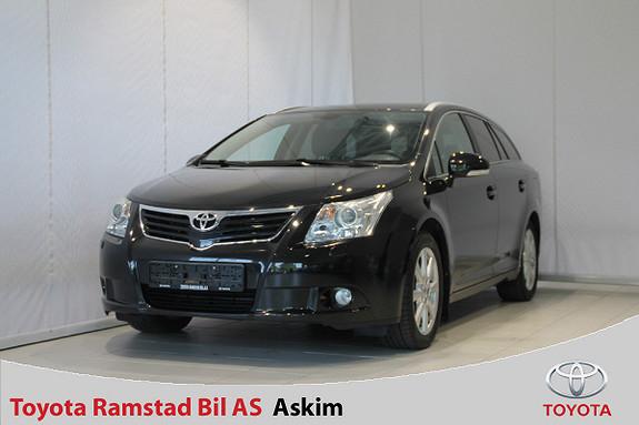Toyota Avensis 1,8 147hk Executive Multidrive S  2010, 144500 km, kr 149000,-